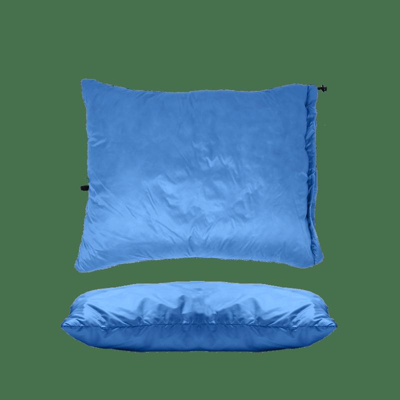 lightweight down backpacking pillow