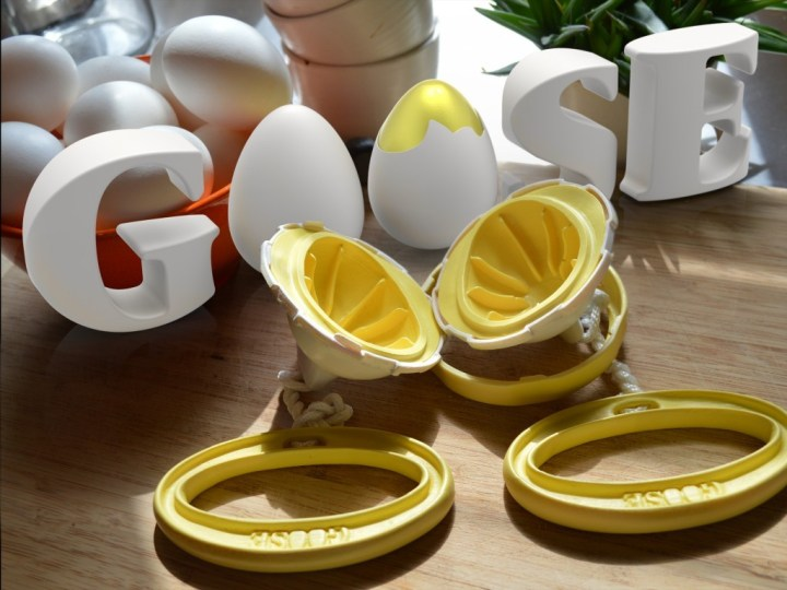 Who will find the Golden Egg?