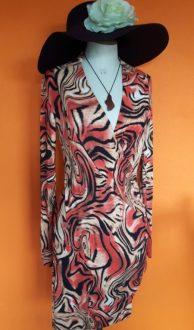 jurk Bon Prix,goosvintage,tweedehands jurkje BPC