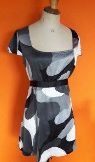 jurk Vero Moda,goosvintage,tweedehands jurkje Vero Moda,goosvintagevught