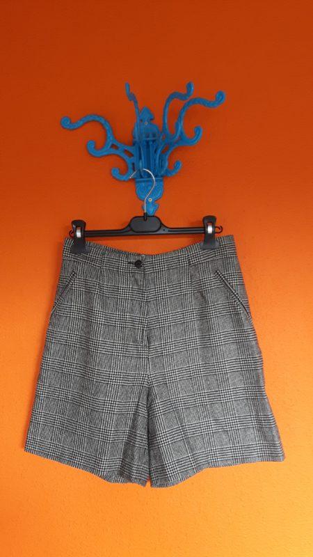 Vintage korte broek/short pied de poule Il Marchese Coccapani maat XS,goosvintage