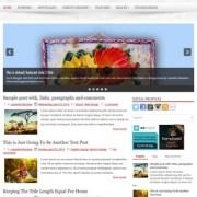 ArtPress Blogger Templates