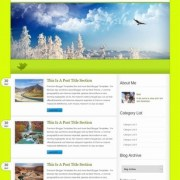 Bionic Blogger Templates