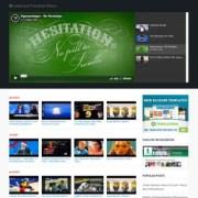BlogTube Professional Video Blogger Templates