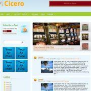 Cicero Blogger Templates