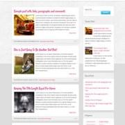 Clippy Blogger Templates