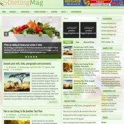 DietingMag Blogger Templates