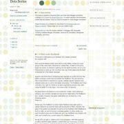 Dots Blogger Templates
