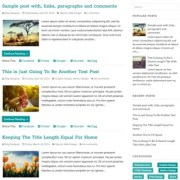Elmax Blogger Templates