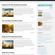 Faber Blogger Templates