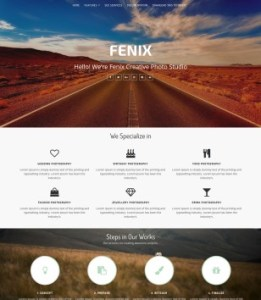 Blogger Templates 2018     Top Best Free     New Templates Fenix Creative