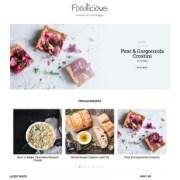 Foodlicious Blogger Templates