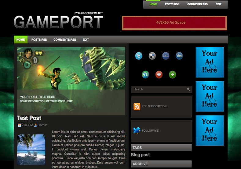 Game Port blogger template. Free Blogger templates. Blog templates. Template blogger, professional blogger templates free. blogspot themes, blog templates. Template blogger. blogspot templates 2013. template blogger 2013, templates para blogger, soccer blogger, blog templates blogger, blogger news templates. templates para blogspot. Templates free blogger blog templates. Download 1 column, 2 column. 2 columns, 3 column, 3 columns blog templates. Free Blogger templates, template blogger. 4 column templates Blog templates. Free Blogger templates free. Template blogger, blog templates. Download Ads ready, adapted from WordPress template blogger. blog templates Abstract, dark colors. Blog templates magazine, Elegant, grunge, fresh, web2.0 template blogger. Minimalist, rounded corners blog templates. Download templates Gallery, vintage, textured, vector, Simple floral. Free premium, clean, 3d templates. Anime, animals download. Free Art book, cars, cartoons, city, computers. Free Download Culture desktop family fantasy fashion templates download blog templates. Food and drink, games, gadgets, geometric blog templates. Girls, home internet health love music movies kids blog templates. Blogger download blog templates Interior, nature, neutral. Free News online store online shopping online shopping store. Free Blogger templates free template blogger, blog templates. Free download People personal, personal pages template blogger. Software space science video unique business templates download template blogger. Education entertainment photography sport travel cars and motorsports. St valentine Christmas Halloween template blogger. Download Slideshow slider, tabs tapped widget ready template blogger. Email subscription widget ready social bookmark ready post thumbnails under construction custom navbar template blogger. Free download Seo ready. Free download Footer columns, 3 columns footer, 4columns footer. Download Login ready, login support template blogger. Drop down menu v