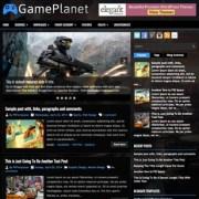 GamePlanet Blogger Templates