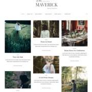 Maverick Blogger Templates