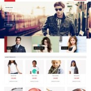 Mega Shop Blogger Templates