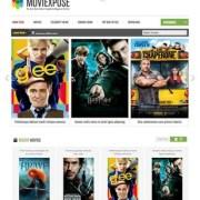 MovieXpose Responsive Blogger Templates