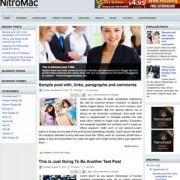 NitroMac Blogger Templates