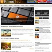 PrimeTech Blogger Templates