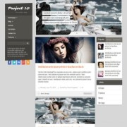Project 10 Blogger Templates