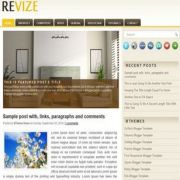 Revize Blogger Templates