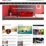 Revoli Fullbox Responsive Blogger Templates