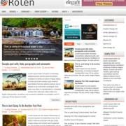 Rolen Blogger Templates