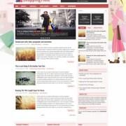 ShoppingTime Blogger Templates