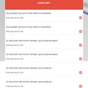 SimpleBT Responsive Blogger Templates