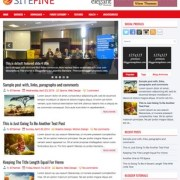 Sitefine Blogger Templates