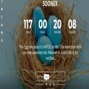 Soonex Fixed Background Blogger Templates