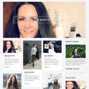 Vanesa Blogger Templates