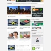 Webmag Blogger Templates
