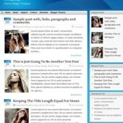 iTheme Blogger Templates
