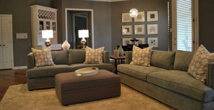 How To Decorate A Grey And Brown Living Room A New Look For Your Place