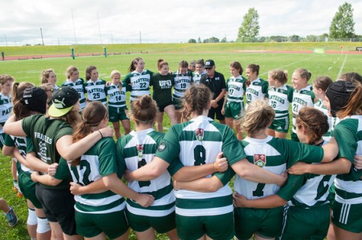 Women's Rugby News Archive