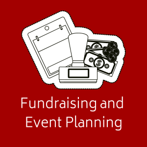 fundraising and event planning