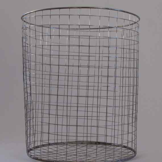 stainless steel gopher basket 5 gallon size