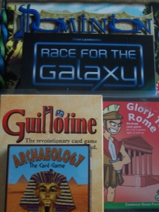 My top five card games