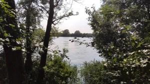Holywell lakes