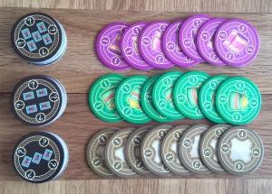Jaipur tokens
