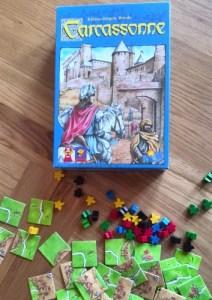 Carcassonne bits