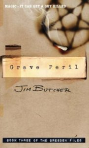 Jim Butcher - Grave Peril