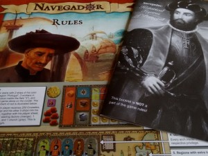 Navegador rules