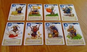 BraveRats card set