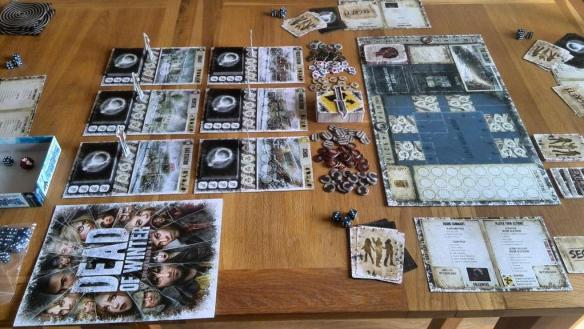 Dead of Winter in play