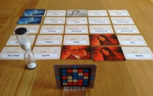 Codenames in play
