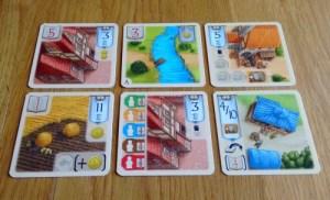 My Village cards