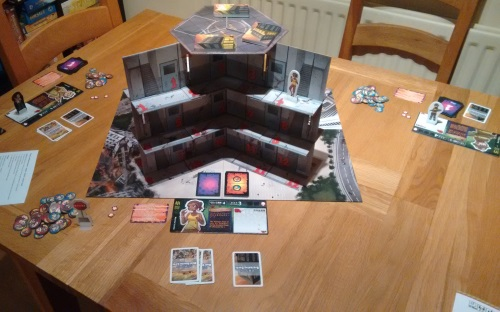Zombie Tower 3D in play