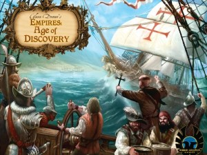 Empires Age of Discovery